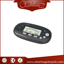 Guitar Tuner Electric Tuner Metronome Built-in Mic with Pickup Function for Guitar Chromatic