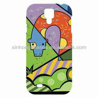 IML phone case for Samsung Galaxy S4 i9500, custom printed case for iPhone for Samsung galaxy