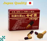 Cold medicine Capsules to high fever / Distributors Wanted in Vietnam