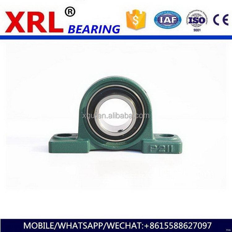 Design top sell zinc alloy pillow block bearing unit UCP205