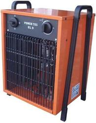 Mobile industrial fan Electric Heater Power Tec El-5 55W / 2500W / 5000W