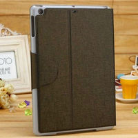 flip PU leather for ipad air covers cases