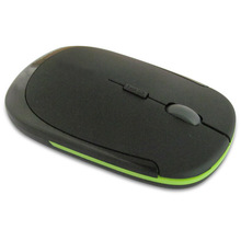new design 2.4ghz Wireless Notebook Optical Mouse for iphone series