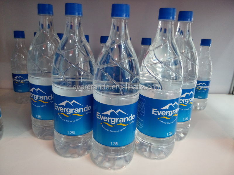 Evergrande Spring Mineral Water