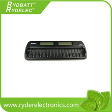 High quality 16 Slot battery Smart Charger for household flashlight and remote control