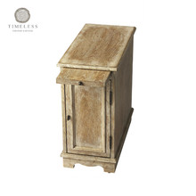 Mrs Woods Living Room French Style Reclaimed Wood Drawer Chest