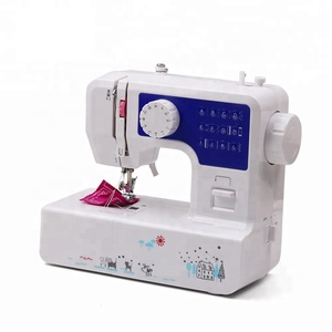 Certificate wholesale quilting sewing collection multifunction automatic mini household high speed sewing machine