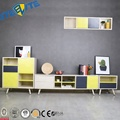 Modern Living Room Furniture Set Tv Stand Cupboard Tv Unit Wall Mounted Cabinet Shelf