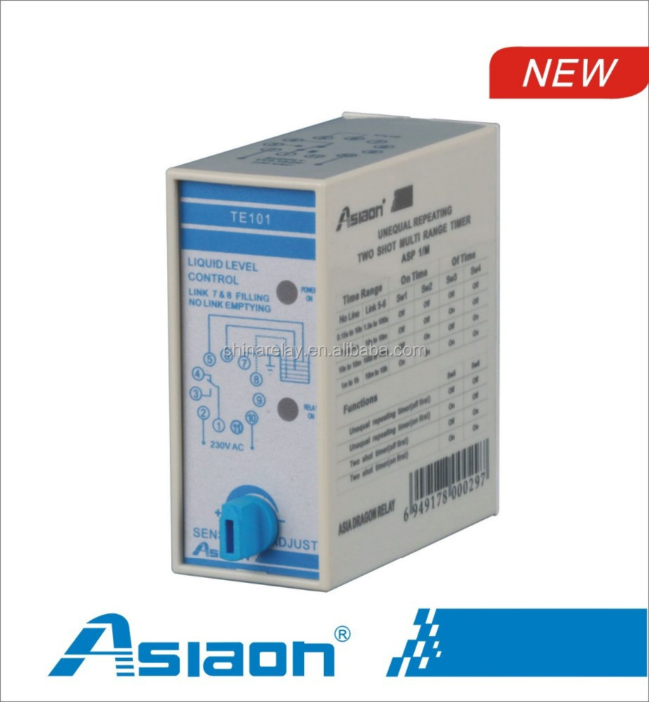 Asiaon high quality AS-TE101 electrical water level controller