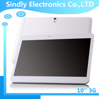 High quality 10 inch cheap price android slim 3G cell phone tablet/ Newest 10 inch touch tablet build with sim card