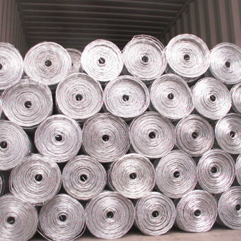 Factory offer anti-corrosive 2x2 galvanized welded wire mesh