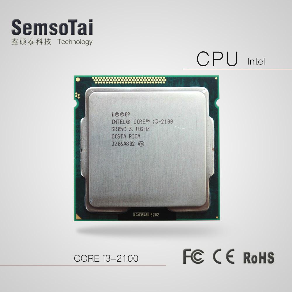英特尔i3cpu报价_used desktop intel cpu , sandy bridge lga 1155,h61 cpu ,core i3