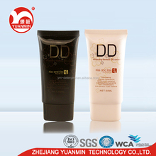 Visible water drops moisturizing gentle to skin DD cream
