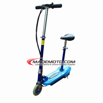 120w thumb throttle e-scooter manufacture with cheap electric scooter