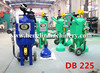 Graffiti Removal dustless blasting machine/ sand blaster