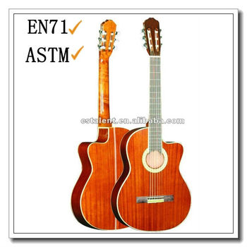 39 inch solidwood Classic Guitar with sapele top