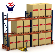 storage rack for pallet / industrial warehouse pallet racking/heavy duty selective pallet rack
