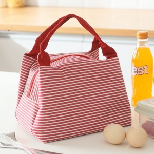 Newest fashion small cute girl women lunch picnic bags for ladies