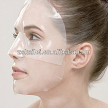 GMPC factory OEM and ODM face shop hydrogel mask korea comestic