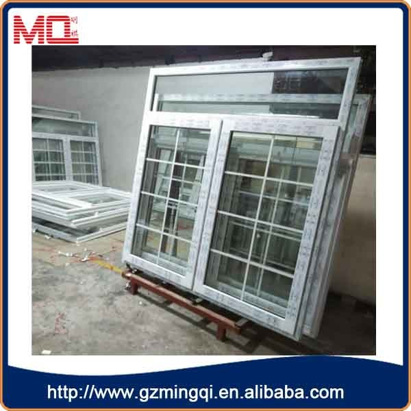 Upvc frame modern house window grills design pictures for Modern zen window grills design
