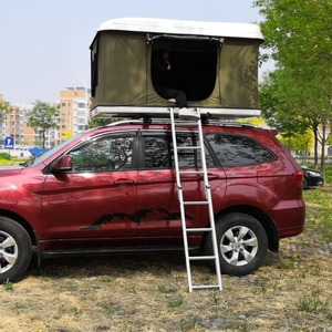New High quality overland car vehicles Roof top tent trailer equipment