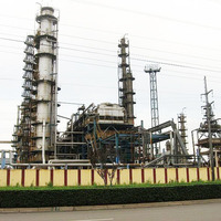 50Ton continuous mini crude oil refinery plant