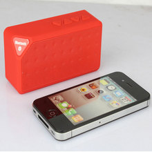 Mini Bluetooth Speaker Portable Wireless Car Subwoofer X3 Cube Speaker
