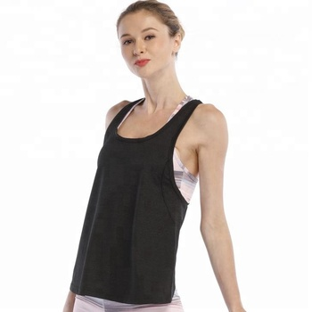 multi-color new fashion women sport gym tank top