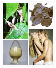 Alibaba china suppliers Horny goat weed extract natural erection herbs