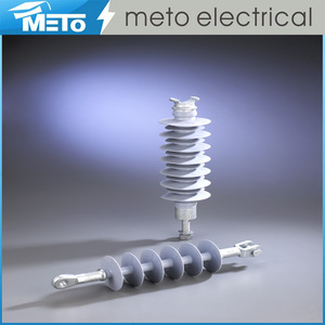 china meto 15kv composite line post polymeric insulator 80kn