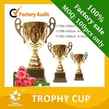 soccer ball sport trophy,bronze football trophy cup,awards metal soccer trophy