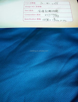 100% poly micro mesh(pinhole style) 160gsm for sports wear