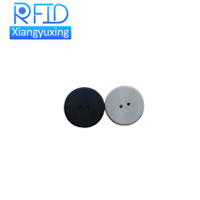 13.56mhz HF / 860-960mhz UHF washable pps laundry rfid tag high temperature