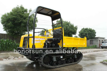 FCD30 crawler track chassis vehicle