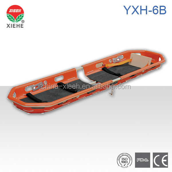 YXH-6B First-Aid Devices Type rescue basket stretcher