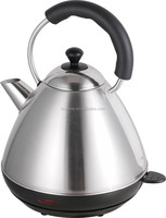 Stainless steel german tea sets for kettle