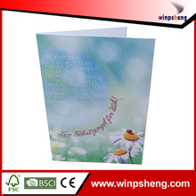 Manufacturer Of Greeting Card/Handmade 2D Greeting Card