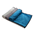 china suppliers quick dry microfibre custom beach towel lightweight travel towel suede gym microfiber sports towel