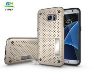 Mobile Phone Net Case for Samsung galaxy S7 Stand Case