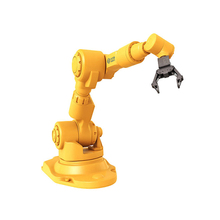 Heavy duty 6 axis industrial motoman robot arm for factory