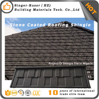 Wholesale Price Building Materials Aluminium zinc Stone Coated Roofing sheet Corrugated Lowes sheet metal roofing