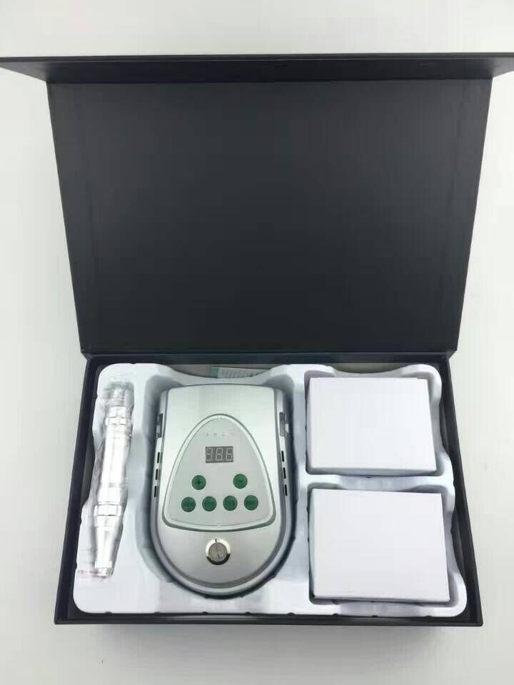 2018 New intelligent digital permanent makeup for eyebrow and lip Embroidery set kits