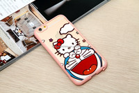 hello kitty cell phone case for iPhone 6 tpu case