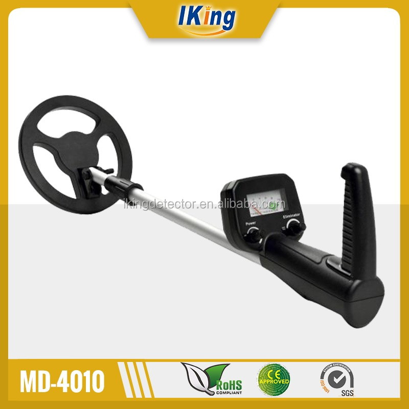 New Arrival MD-4010 Metal Detector Gold Detecting Machine Treasure Hunting for Beginners