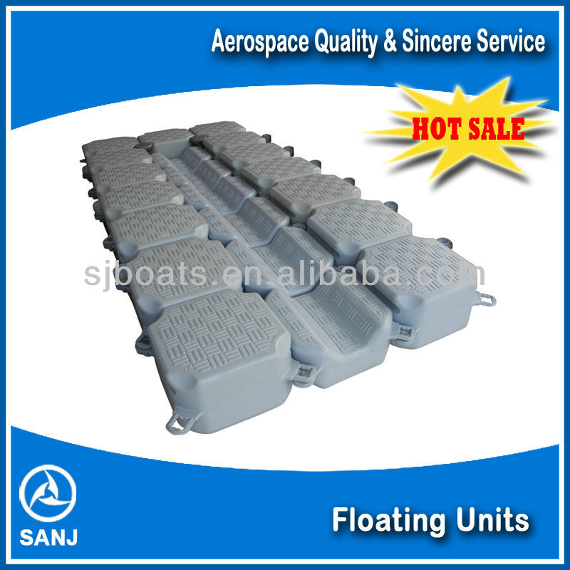 SANJ jet ski floating dock and floating marina with High Quality for sale