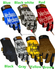 Top quality Mechanix Gloves Tool Gloves