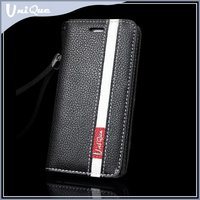 With Card Holder Stand Flip Wallet PU Leather Phone Case for samsung galaxy s4