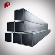 steel price per kg China manufacturer gi galvanized square steel pipe