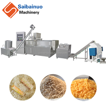 Hot sale panko bread crumbs making processing line machine