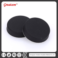 Cheap OEM High Reliability Not Fade Round Flat Rubber Gasket